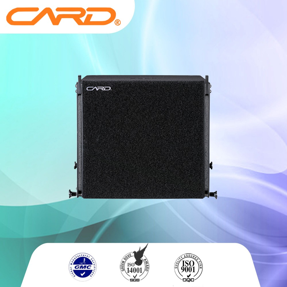 Pro outdoor entertainment audio equipment stage line array sound system speaker professional