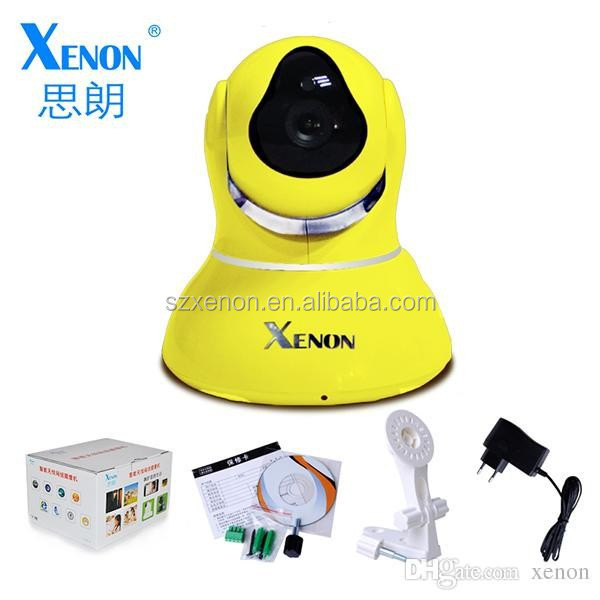 Support Iphone Android Windows Mobile to Monitor wireless WiFi IP Camera