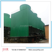 High quality industrial FRP counter flow cooling tower