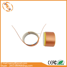 Speaker Copper Coil With High Quality Flat Copper Wire Speaker Coil Bobbin Inductor Coil