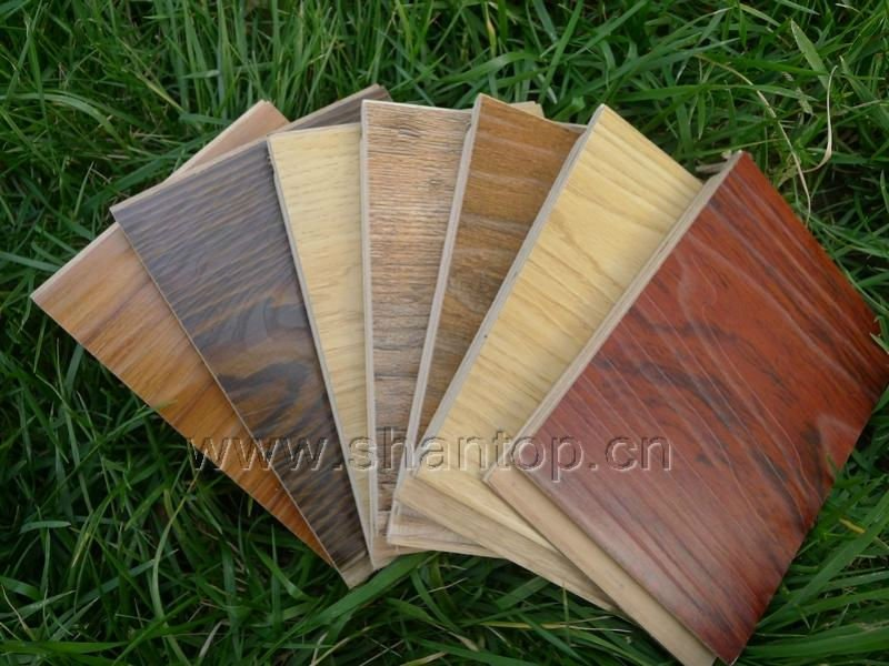 decorative laminated mdf board/1830*3660mm