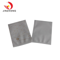 Custom Various Of 3 Side Seal Silver Packing Pouch Bag