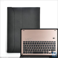 For Ipad Pro detachable Wireless Bluetooth Keyboard Case 12.9 Ultra Slim Magnetic Bluetooth Keyboard With Leather Cover