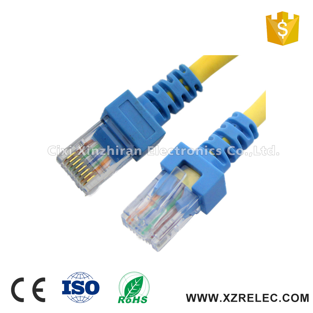 Use Standard Ethernet Patch Cable Cat5e 2M
