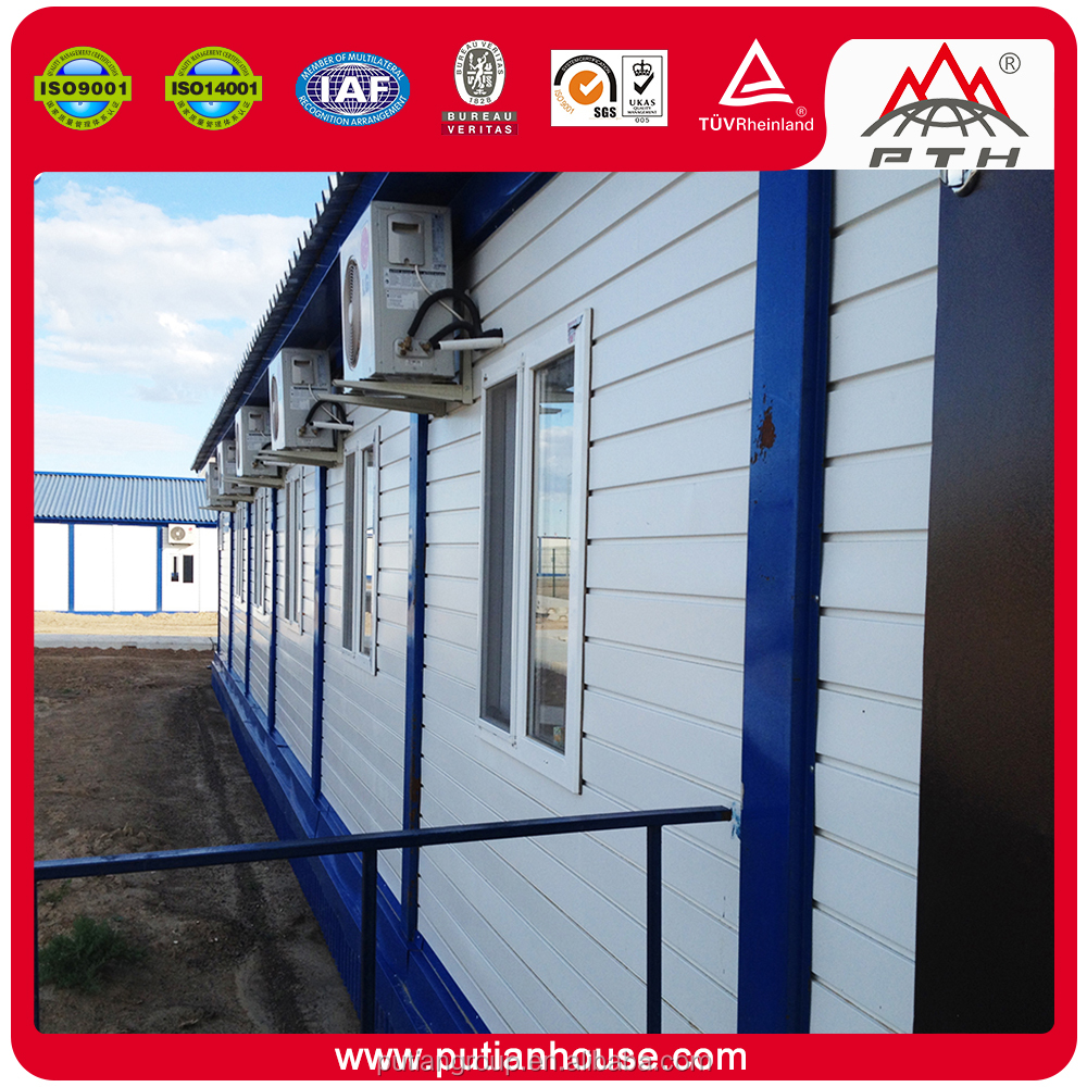 High Quality Prefabricated Office Container Home with CE&BV certificates