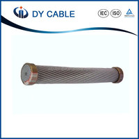 High Quality 600V aerial insulated cable with AAC/ACSR/AAAC bare Conductor