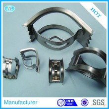 Stainless Steel Intalox Saddle Ring, Carbon steel Intalox Saddle Ring for Chemical Metal Random Tower Packing