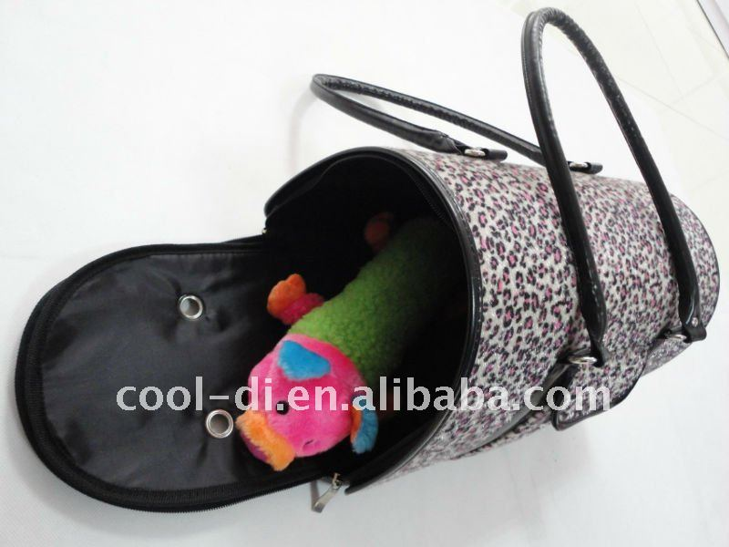fashionable water-proof fabric pet carrier bag for dogs KD0603211