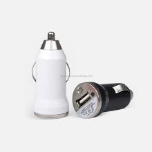 Mini Bullet Single USB Phone Car Charger Adaptor for Apple iPhone 6 6s