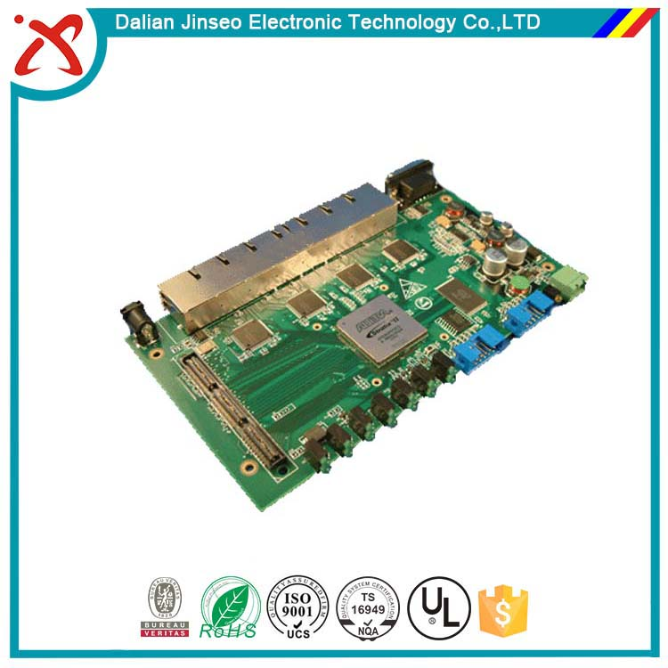 Pcba pcb gerber bom files fabrication assembly