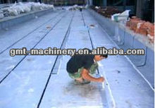 PE/PVC/TPO geomembrane waterproof sheet production line