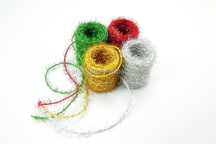 Wrapping Paper Christmas Twisted Twine Rope Cord String