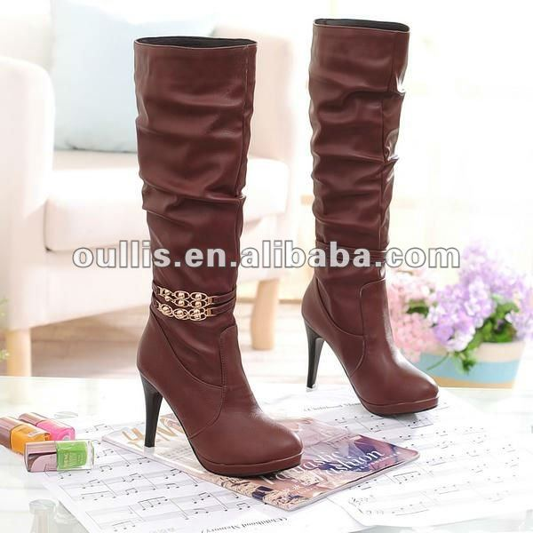 woman boot high heels shoes size 12 women fashion boots 2012 XWB7