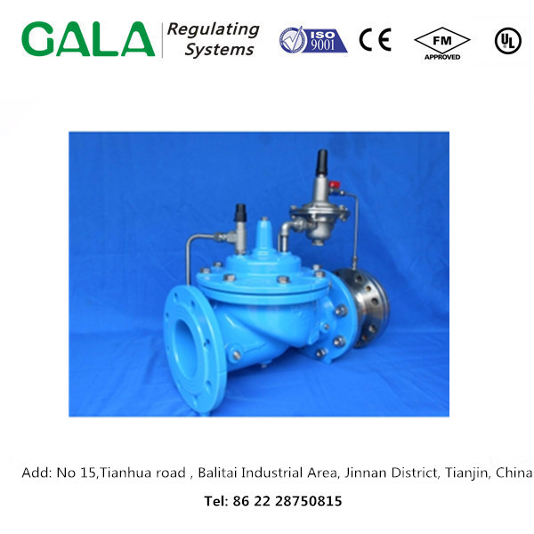 Chinese OEM professional GALA 1340 Flow Control Valve for water