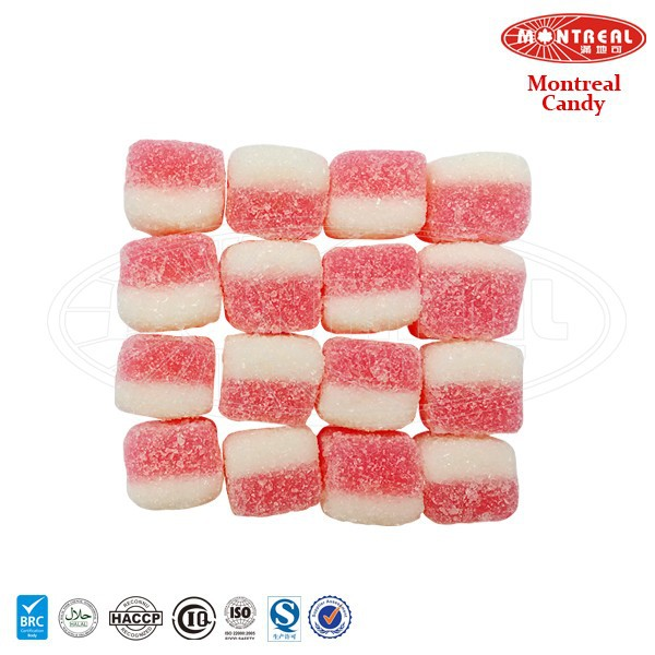 Colorful yogurt candy gummy manufacturers