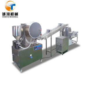 Mini spring roll wrapper making machine
