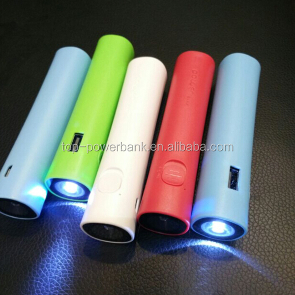 Good price electronic projects portable 2600mah usb power bank mini
