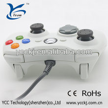 New Black USB GamePad Controller Wired For Microsoft Xbox 360