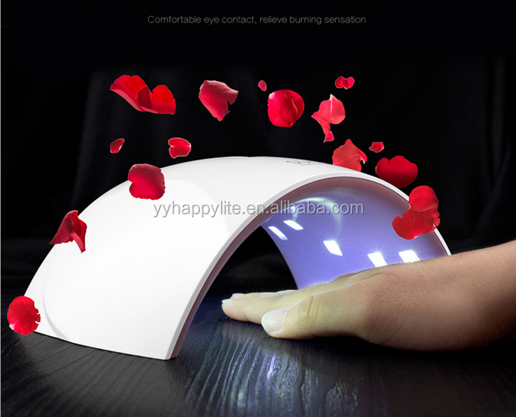 The new sunshine nail lamp 2 Nail dryer Sunlight LED48W phototherapy machine