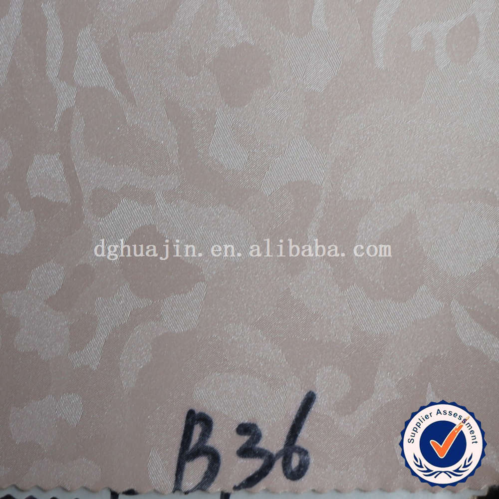 new product waterproof anti-tearable anti-mildew lichee pvc leather