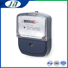 Single phase two wire suspension diginal watt meter flow meter electric meter