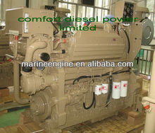 hot sale!!cummins K19 marine diesel engine from 450-700HP, for commercial boat