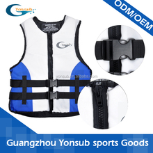 new high quality inflatable solas approved neoprene life jacket