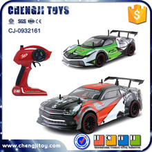 High speed 2.4G 4ch rc toy racer with charger 1 10 scale model cars