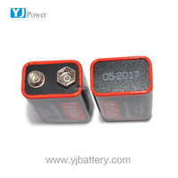 9v dry cell battery zinc battery 9Valkaline battery 6F22 9V super heavy duty with battery for led light ,screwdriver