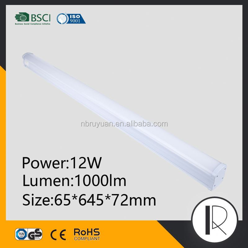 V101702 120 cm 10w indoor light fixtures led focus light price explosion-proof led tube fluorescent lamp
