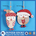 2017 New Wooden Christmas Hanging Ornament