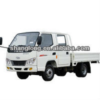 7m China 4x2 T-KING 5 ton Lorry Body Mini Truck