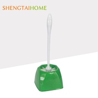 hotel convenient use disposable bowl wc toilet brush