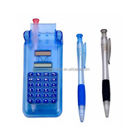 8 digit hot selling solar power calculator with pens HLD-820
