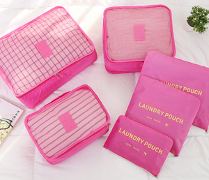 Wholesale foldable Waterproof clothes travel storage bag
