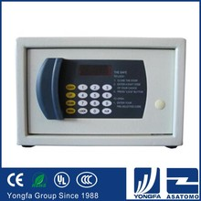 Hot selling dual alarm car home design key cabinet Chinese supplier heavy duty laptops gun safe