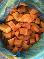 IQF Frozen pumpkin cut with best price