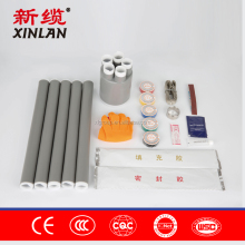 1KV low voltage five-core cold shrink termination cold shrinkable cable end joint and termination tool kits