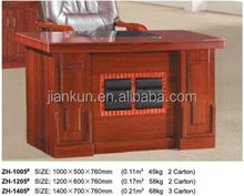 classical luxury executive 2 person office desk