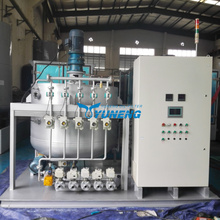 2017 Automatic Lube oil blending plant, additives mixing machine