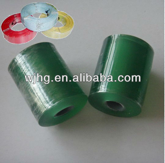 Free PVC Blue Film Popular In India(Packing Wires Cable)