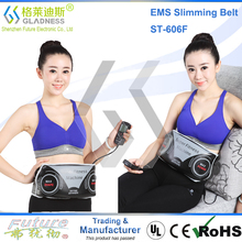New In China Abdominal Belt With Two Functions/ Vibration Slimming Belt /U-shaped neck and shoulder massage machine