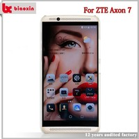 Latest high quality and hot sale flip case cover for zte nubia z7 max
