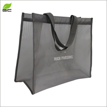 New Products Customized Fashion High Quality Nylon Tote Mesh Shopping Bags