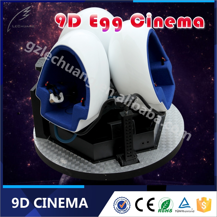 5D/8D/9D Movies Download Funny Games 9d VR Electric Simulator Triple Seats 9d Cinema