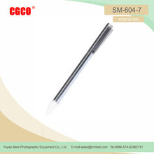 SM-604-7 High quality ball-point pen refill extensible pointer pen