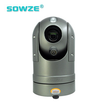 Car 1080p Infrared IP Network 30X Zoom PTZ Camera for Cars and Ships
