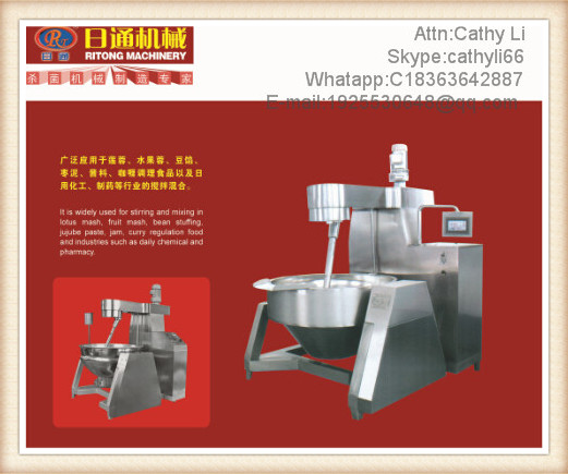 Automatic Planetary Stirring jacketed Kettle