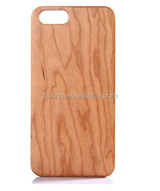 Danycase Real Natural Wooden + hard PC Comboo Case Cover for iPhone