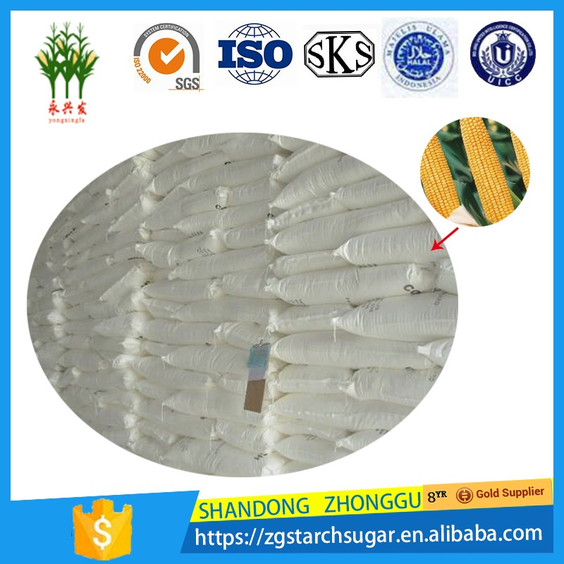 Maize Corn Starch for Food Paper Industrial